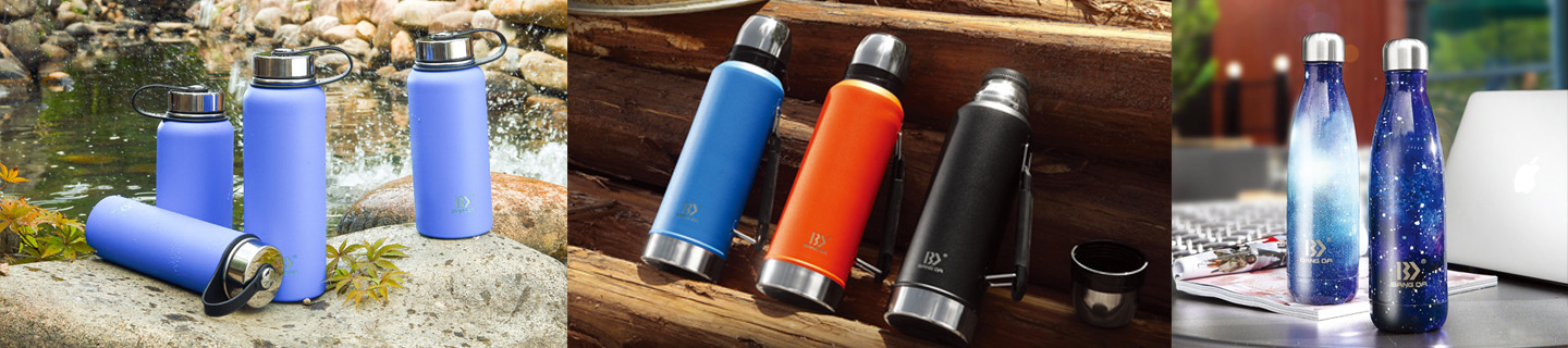 Insulated Travel Bottle